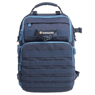 Vanguard VEO Range T 37M Small Backpack - Blue