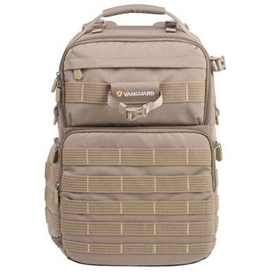 Vanguard VEO Range T 45M Medium Backpack - Stone