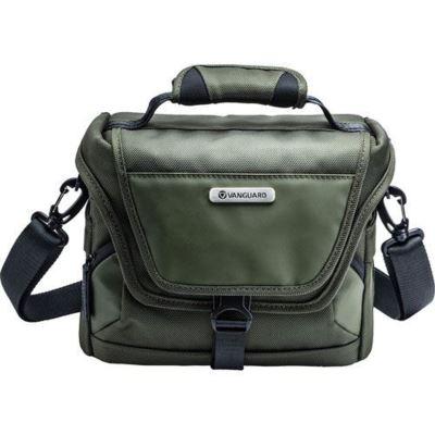 Vanguard VEO Select 22S Small Shoulder Bag - Green