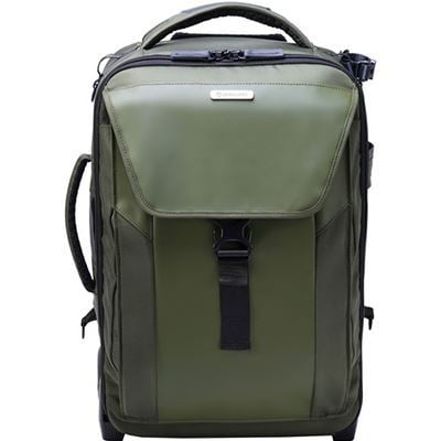 Vanguard VEO Select 59T Roller Backpack - Green
