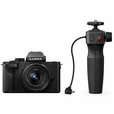 Panasonic Lumix G100 Digital Camera with 12-32mm Lens and Shooting Grip
