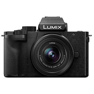 Panasonic Lumix G100 Digital Camera with 12-32mm Lens