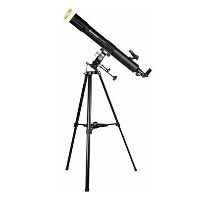 Image of Bresser Polaris 102 EQ3 Telescope with Solar Filter