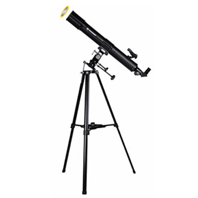 Image of Bresser Taurus 90 NG Telescope with Solar Filter