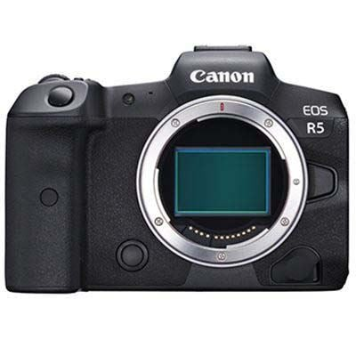 Image of Canon EOS R5 Digital Camera Body