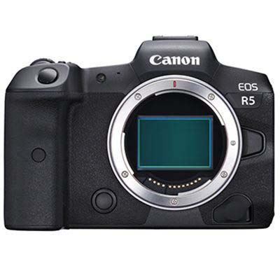 Canon EOS R5 Digital Camera Body