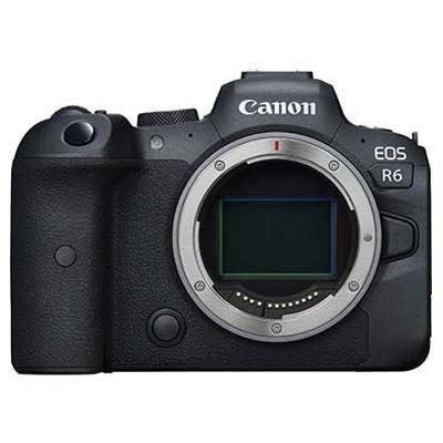 Canon EOS R6 Digital Camera Body