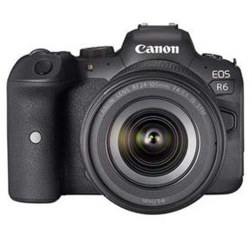 Canon EOS R6 Digital Camera with 24-105mm STM lens