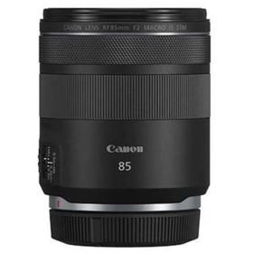Canon RF 85mm f2 IS Macro STM Lens