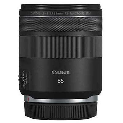 Canon RF 85mm f2 IS Macro STM Lens