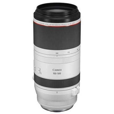 Image of Canon RF 100-500mm f4.5-7.1L IS USM Lens