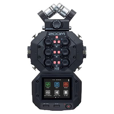 Image of Zoom H8 Handy Recorder