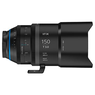 Image of Irix Cine Lens 150mm Macro 1:1 T3.0 Sony