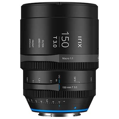 Image of Irix Cine Lens 150mm Macro 1:1 T3.0 PL Mount