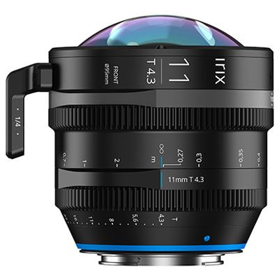 Image of Irix Cine Lens 11mm T4.3 Sony E