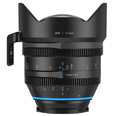 Image of Irix Cine Lens 11mm T4.3 M4/3