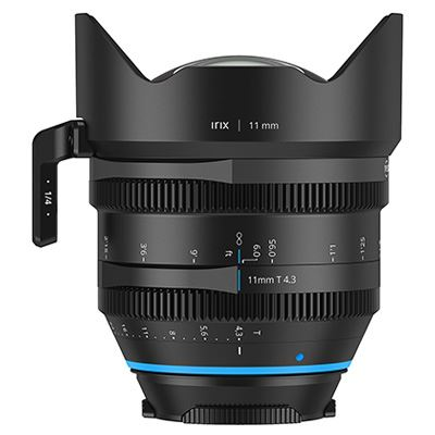 Image of Irix Cine Lens 11mm T4.3 PL Mount