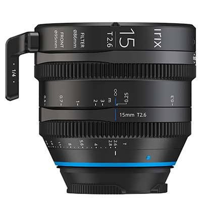 Image of Irix Cine Lens 15mm T2.6 M4/3