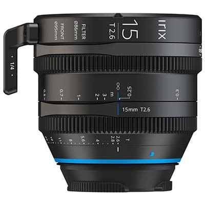Image of Irix Cine Lens 15mm T2.6 PL Mount