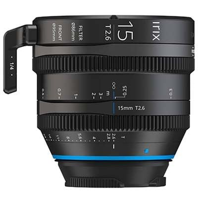 Image of Irix Cine Lens 15mm T2.6 Sony E