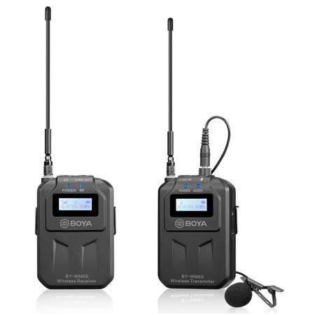 Image of Boya UHF Wireless Microphone System