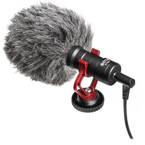 Image of Boya Cardioid Condenser Microphone