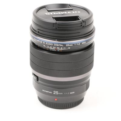 Used Olympus 25mm f1.2 M.Zuiko Digital ED PRO Lens