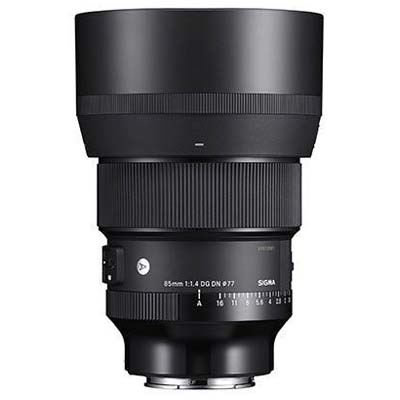 Sigma 85mm f1.4 DG DN Lens - Sony E Fit