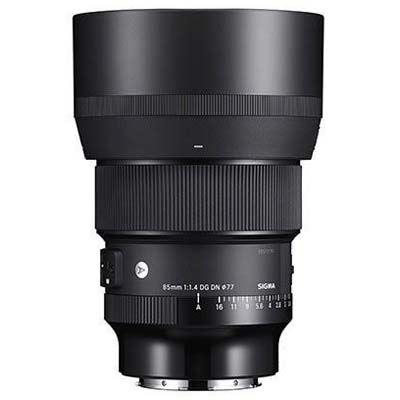 Sigma 85mm f1.4 DG DN Lens - L-Mount