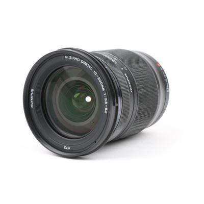 Used Olympus M.Zuiko Digital ED 12-200mm f3.5-6.3 Lens
