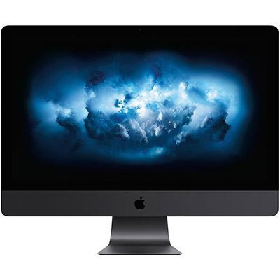 Apple 27-inch iMac Pro with Retina 5K display, 3.0GHz 10-core Intel Xeon W
