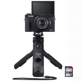 Canon PowerShot G7 X Mark III Digital Camera Vlogger Kit