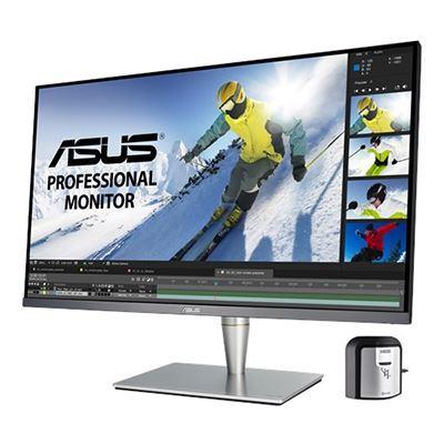 ASUS ProArt PA32UC-K 4K IPS UltraHD Premium Professional Monitor - 32 Inch +  X-Rite i1 Display Pro