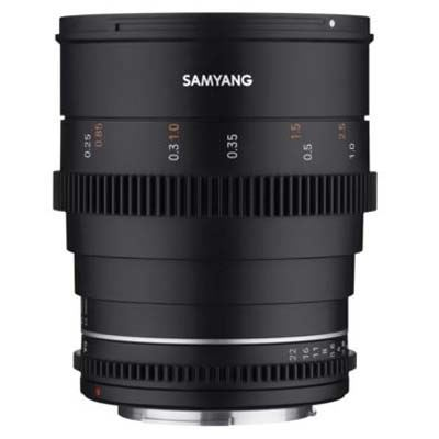 Image of Samyang 24mm T1.5 VDSLR II Lens - Nikon F Fit