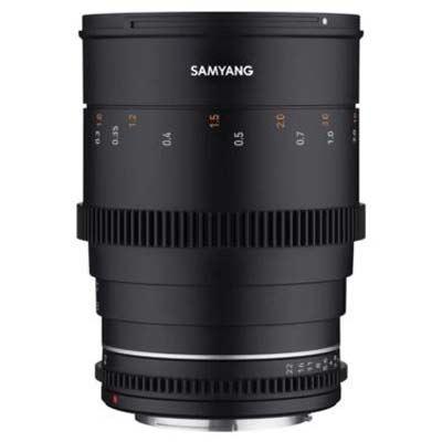 Samyang 35mm T1.5 VDSLR II Lens - Nikon F Fit