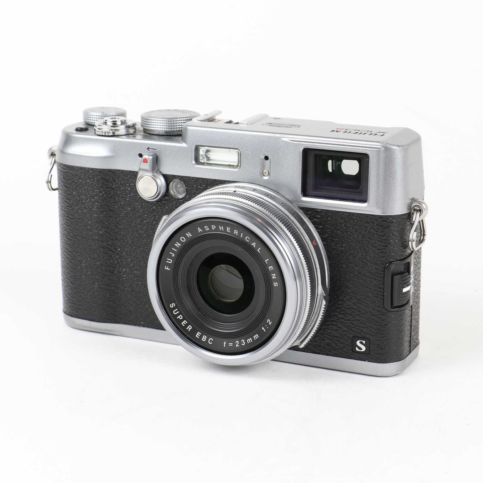 Image of Used Fuji FinePix X100S Digital Camera - Silver
