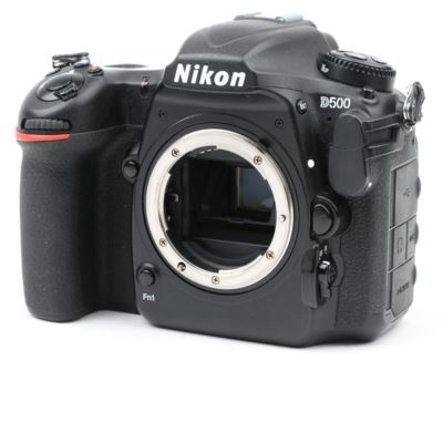Used Nikon D500 Digital SLR Camera Body