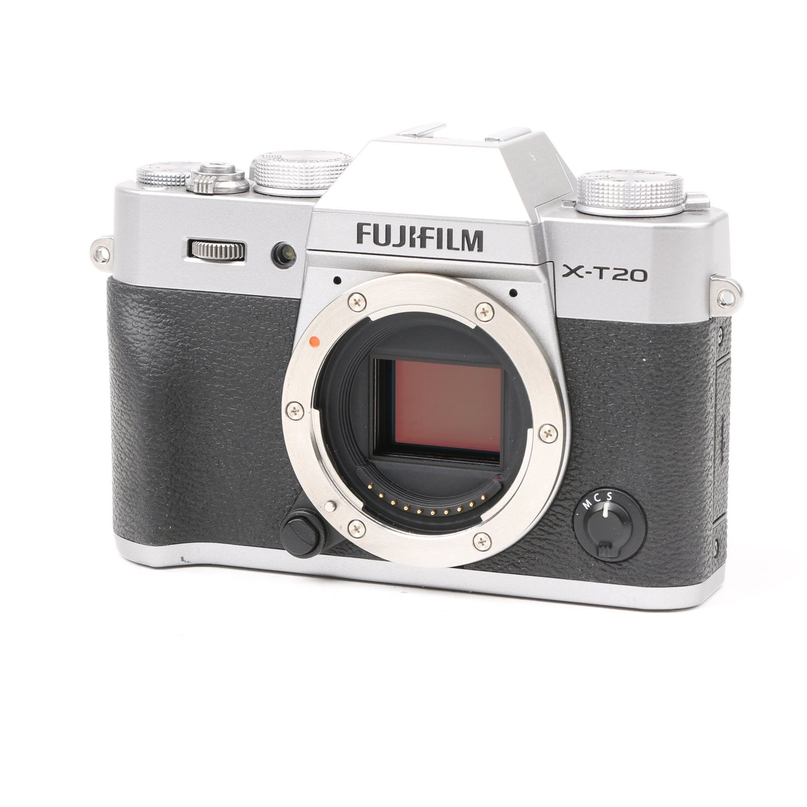 Image of Used Fujifilm X-T20 with XC 16-50mm Mark II Lens - Silver