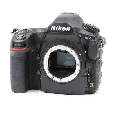 Used Nikon D850 Digital SLR Camera Body
