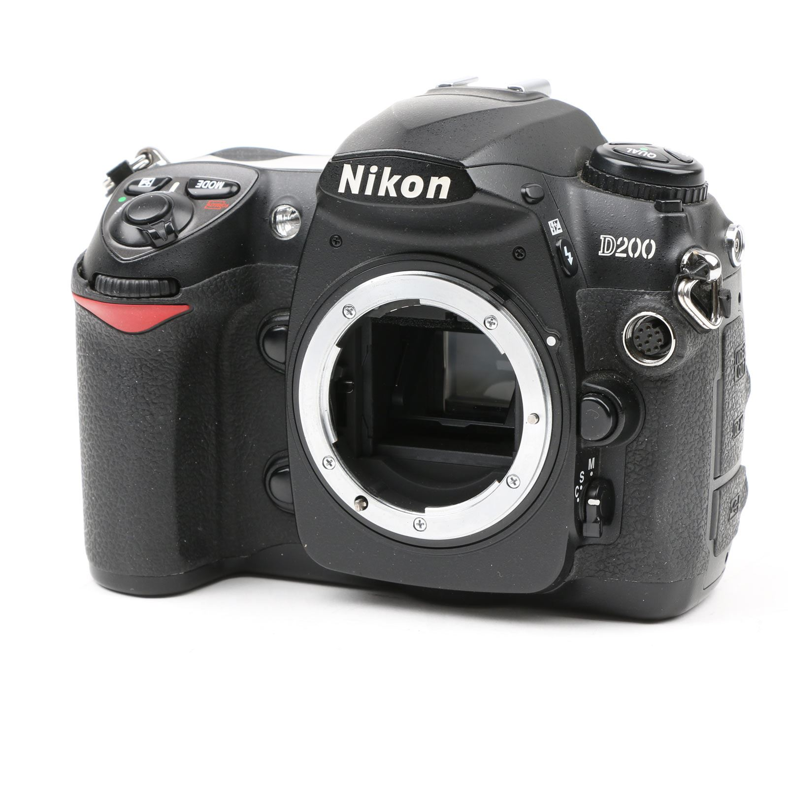 Image of Used Nikon D200 Digital SLR Camera Body