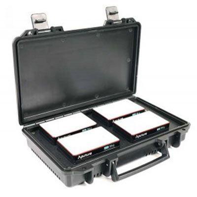 Image of Aputure MC RGBWW 4-Light Travel Kit