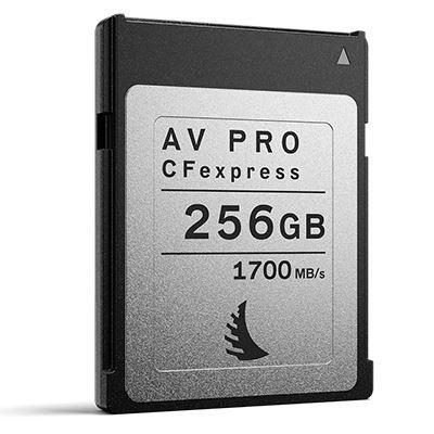Image of Angelbird 256GB 1700MB/Sec AV PRO CFexpress (Type-B)