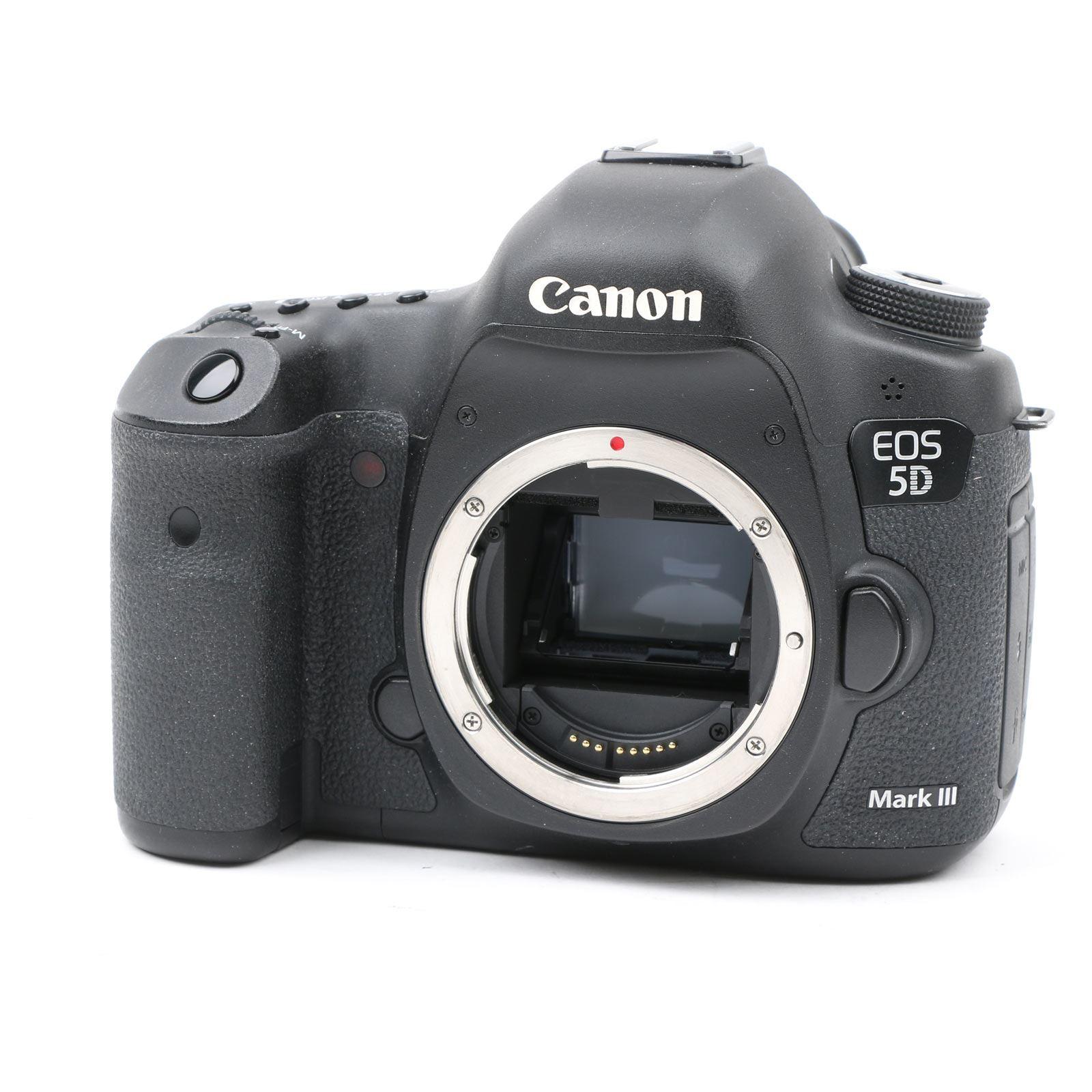 Image of Used Canon EOS 5D Mark III Digital SLR Camera Body
