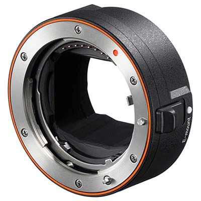 Sony LA-EA5 Adapter - A-Mount Lens to E-Mount Body