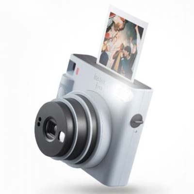 Image of Fujifilm Instax Square SQ1 Instant Camera - Glacier Blue