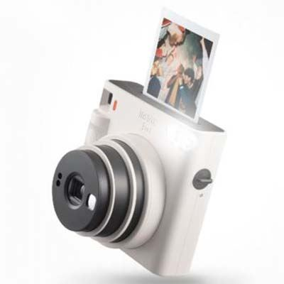 Image of Fujifilm Instax Square SQ1 Instant Camera - Chalk White
