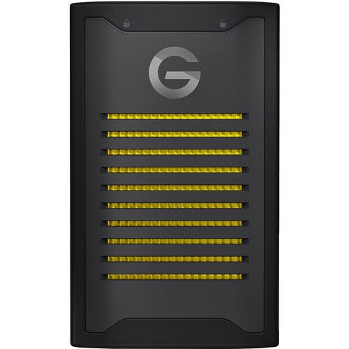 Image of G-Technology ArmorLock Encrypted NVMe SSD - 2TB