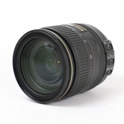 Used Nikon 24-120mm f4 G AF-S ED VR Lens