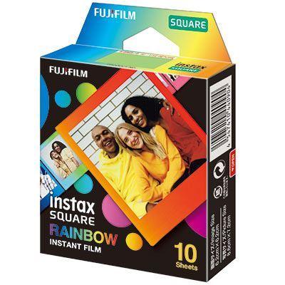 Image of Fujifilm Instax Square Rainbow Film