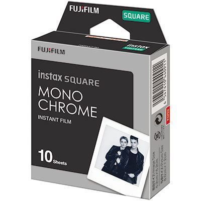 Image of Fujifilm Instax Square Monochrome Film